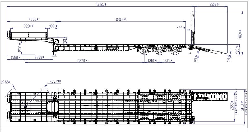 Модель 993950 (Схема)