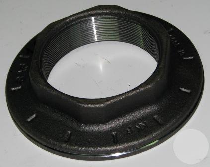 Гайка SAF ступицы (M75x1.5 правая резьба) OE