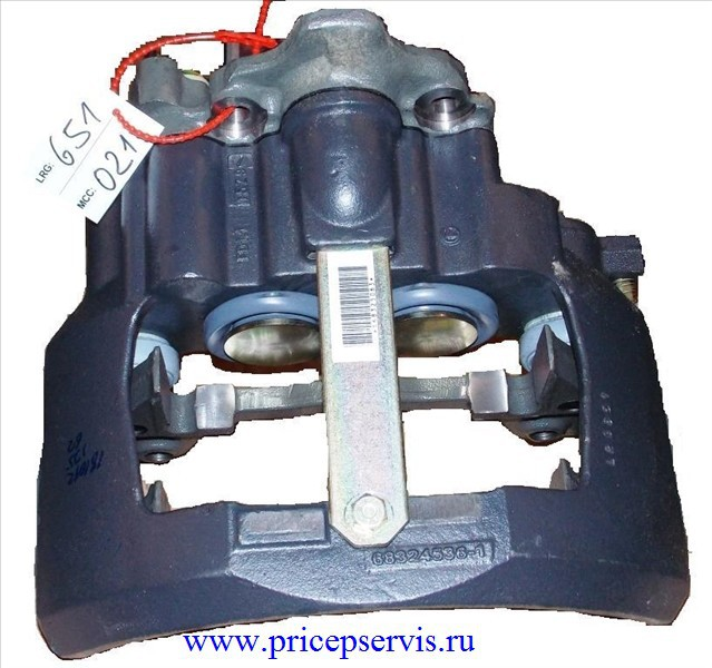 Cуппорт со скобой прав Meritor LRG651