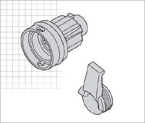Ремкомплект суппорта MODUL T 95398