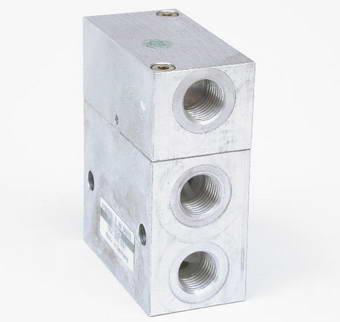 Клапан 3-ходовой 2-позиционный 554005001